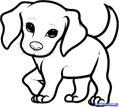 coloring pages free printable puppies cute dog husky page book
