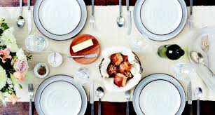 set table to dinner 5 simple ways to elevate the table setting at your next dinner party
