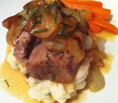 cuisiner la palette de porc rôti de palette de porc au cidre de pomme dcouverteculinaire et