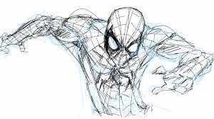 spider man sketch challenge 01 by hai lo on deviantart