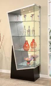modern glass buffet cabinet 28 best modern curio cabinet images on pinterest antique wardrobe