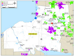 county map of ny oswego county map nys dept of environmental conservation