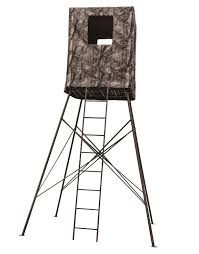 2 Person Deer Blind Plans Tree Stands And Hunting Blinds Tripod Tower Ground Portable