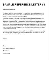 27 recommendation letter examples