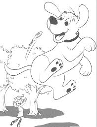 biscuit the dog coloring pages dog and puppy coloring pages free