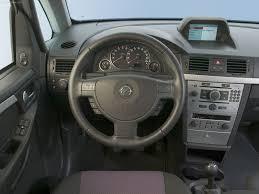 opel rekord interior opel meriva opc 2006 pictures information u0026 specs