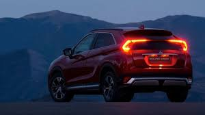 mitsubishi crossover models 2018 mitsubishi eclipse cross overview youtube