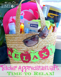 summer gift basket diy appreciation gifts vacation gift basket