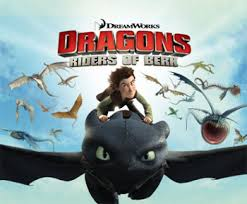 dragons riders berk western animation tv tropes
