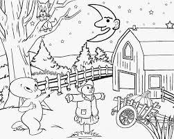 landscape halloween drawings u2013 halloween wizard