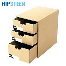 boite bureau boite de rangement bureau boite rangement tiroir hipsteen papier