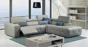 s300 reclining sectional sofa in premium leather by j u0026m