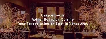 Indian Restaurant Interior Design by Sula Indian Restaurant Home Vancouver British Columbia Menu