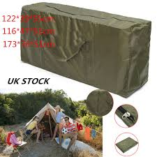 Storage Bags For Garden Cushions by Heavy Duty Waterproof Garden Furniture Cushion Storage Bag Case