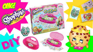 new shopkins cool cardz design studio diy limited edition