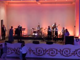 the uka the mike james orchestra and singers alan arnison