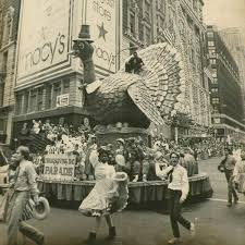 a hometown history of the macy s thanksgiving day parade new