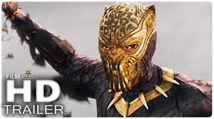 Black Panther Marvel Halloween Costume Black Panther Trailer 2 Extended Marvel 2018
