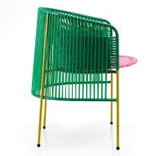 Wohnzimmer Grun Rosa Caribe Dining Chair Von Ames Connox Shop