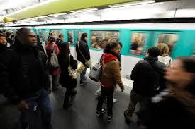 paris u0027s new metro etiquette manual is a rosetta stone for travelers