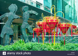 Lunar New Year Decoration Singapore by Road To Singapore Year Stock Photos U0026 Road To Singapore Year Stock