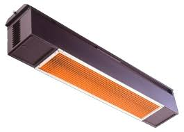 Propane Patio Heaters Reviews by S25 Ng Blk Sunpak Natural Gas Infrared Patio Heater With Auto On