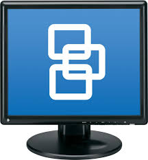 ge security tvm 1900 truvision 19 inch lcd monitor 1280x1024