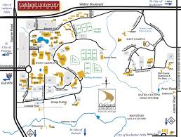 map of oakland goldengrizzlies com oakland official athletic site