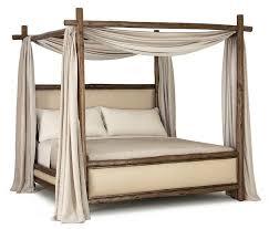 best 25 rustic canopy beds ideas on pinterest skylight bedroom