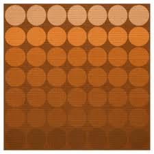 Modern Retro Upholstery Fabric Mid Century Modern Fabric Zazzle
