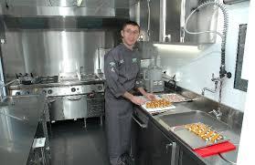 cuisine professionnelle de cuisine professionnelle en photo