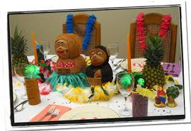 Pineapple Decoration Ideas Hawaiian Luau Tiki Party Decorating Ideas U0026 Hosting Guide