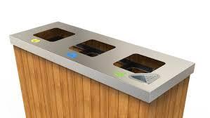 poubelle de cuisine tri s駘ectif 3 bacs intérêt de la poubelle de tri sélectif 3 bacs label mademoiselle