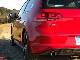 2015 volkswagen gti 2 door review with video the truth about cars