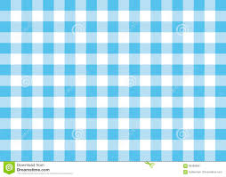 Blue Pattern Background Light Blue Gingham Pattern Background Stock Illustration Image