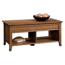 Lift Top Coffee Tables Carson Forge Lift Top Coffee Table Washington Cherry Sauder