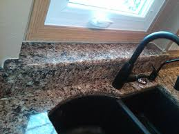 faucet on granite countertops kitchens u0026 baths contractor talk