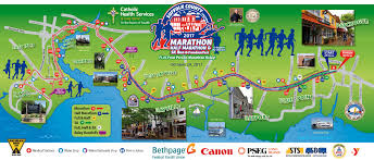 New York City Marathon Map by Catholic Health Services U0027 3rd Annual Suffolk County Marathon U003e Home