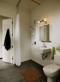 Small Vanity Lights Small Bathroom Lighting Bathroom Modern With Curbless Shower