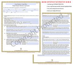 equine legal solutions what u0027s in our purchase forms equine