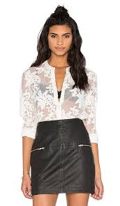 womens sheer lace top revolve ladies sheer lace top female