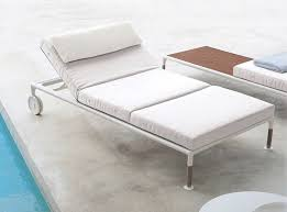 chaise table b b b b italia springtime chaise lounger couture outdoor