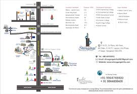 Bangalore Metro Map Phase 3 by Shivaganga Infra Shivaganga Infra Is The Name Of Luxury And