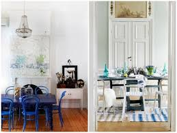 dining room inspiration decorating with blue dining room