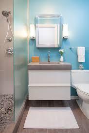 Godmorgon Vanity Godmorgon Grey Bathroom Transitional With Inset Shelves Under