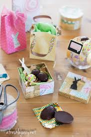 easter present ideas diy easter gift wrapping ideas