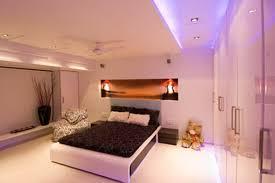 Purple Romantic Bedrooms Luxury Interior Design With Master - Bedroom lighting design ideas