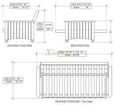 futon mattress sizes chart best mattress decoration