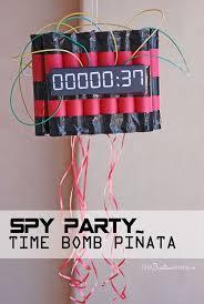 minion party ideas water balloon fight spy birthday parties