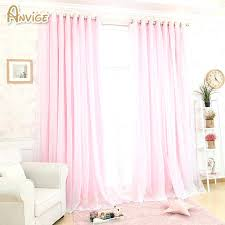 Pale Pink Curtains Decor Pale Pink Decor Liwenyun Me